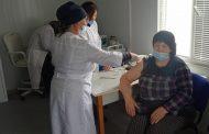 Более двух тысяч жителей Тарумовского района вакцинировались от COVID-19