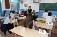 53 выпускника сдают первый ЕГЭ в Кайтагском районе