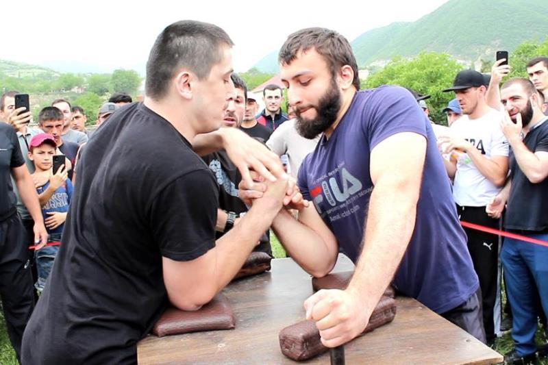 В Кайтагском районе прошли соревнования на Кубок главы муниципалитета Алима Темирбулатова