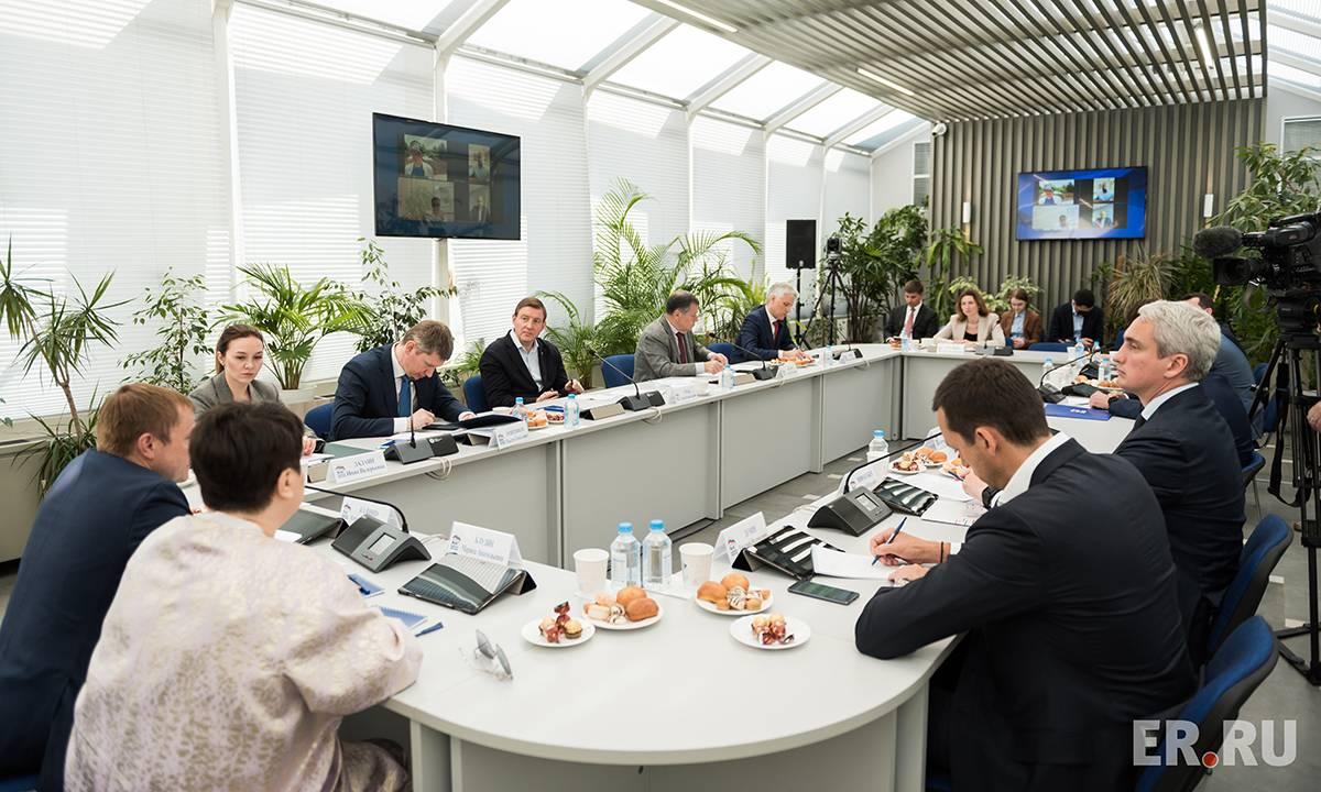 В «Единой России» разработали новые меры поддержки малого и среднего бизнеса