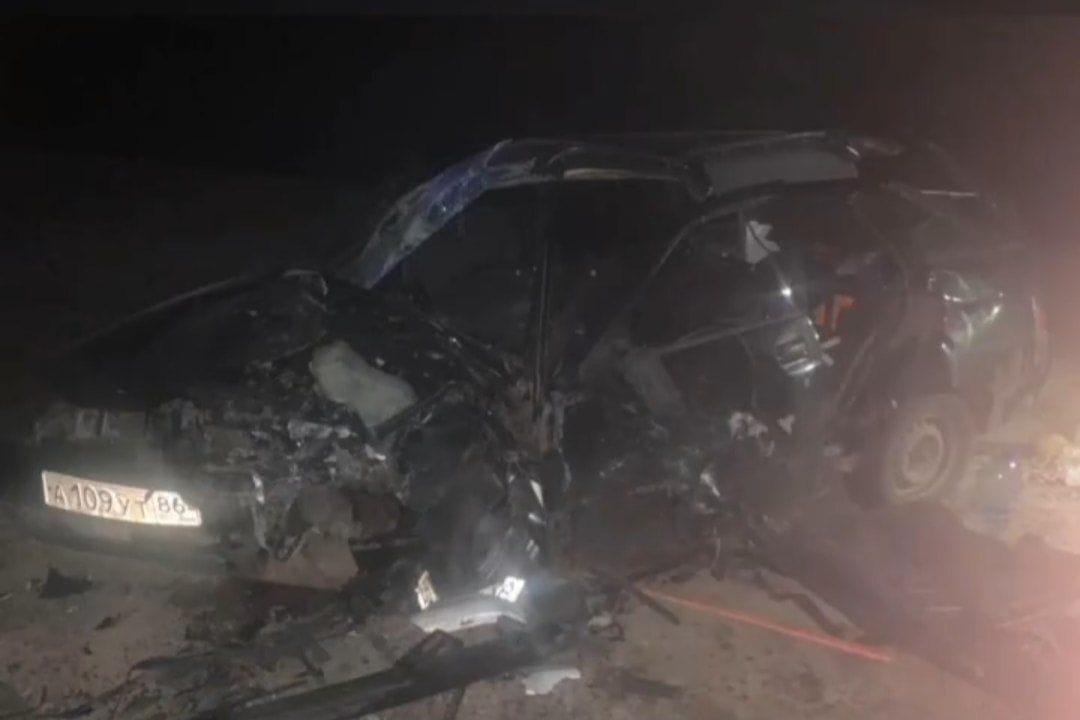 Семь человек пострадали в столкновении двух «Лад» в Буйнакском районе