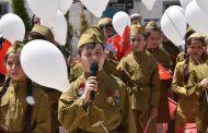 В Акушинском районе Дагестана отпраздновали День Победы