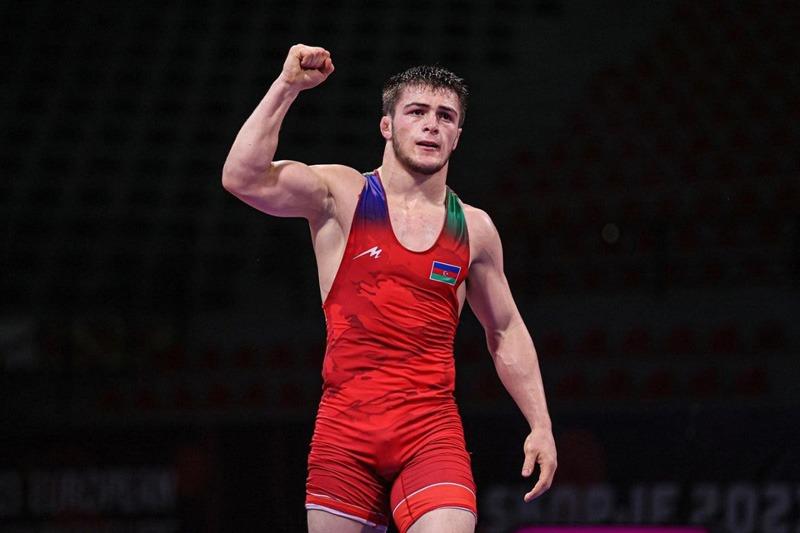 Дагестанцы завоевали два золота на молодежном чемпионате Европы по борьбе