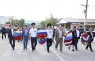 В Казбековском районе отпраздновали День Победы
