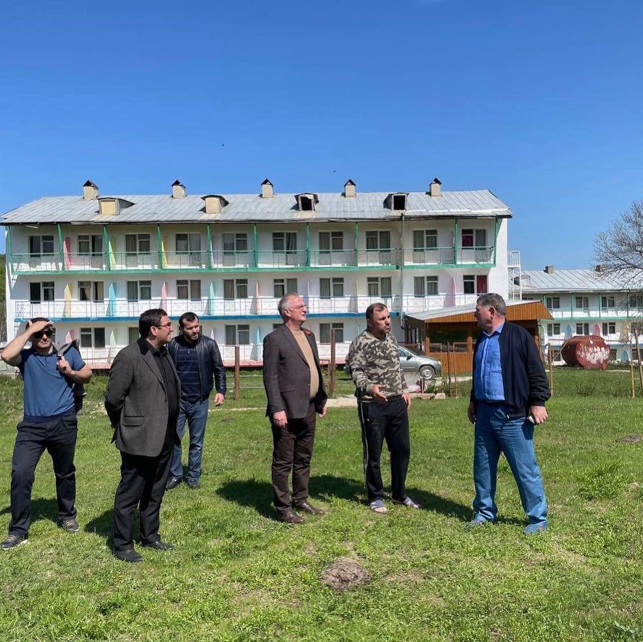В Буйнакском районе планируется создать туристический кластер и инвестплощадку