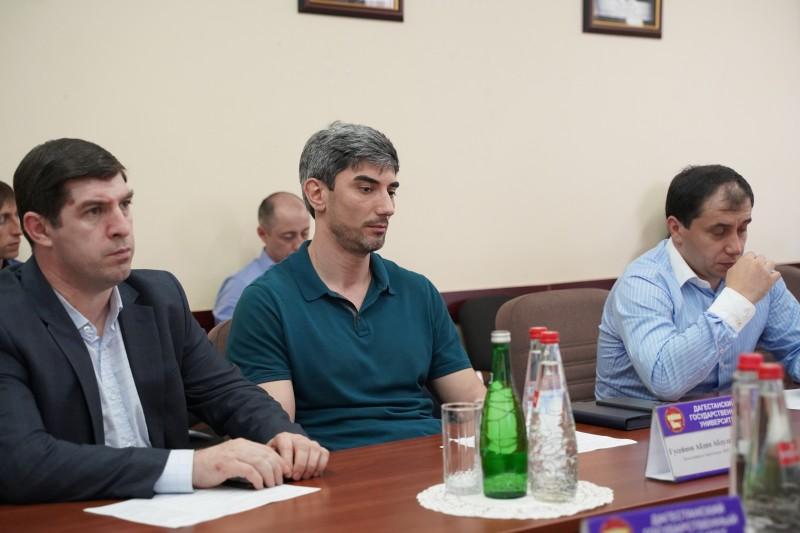 В ДГУ состоялся круглый стол на тему «Поддержка предпринимательства. Проблемы ее реализации»