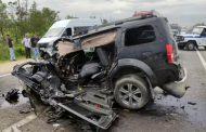 Водитель машины и его малолетняя дочь погибли в автоаварии в Каякентском районе