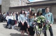 Торжественный митинг и концерт в честь Дня Победы прошли в селе Курах