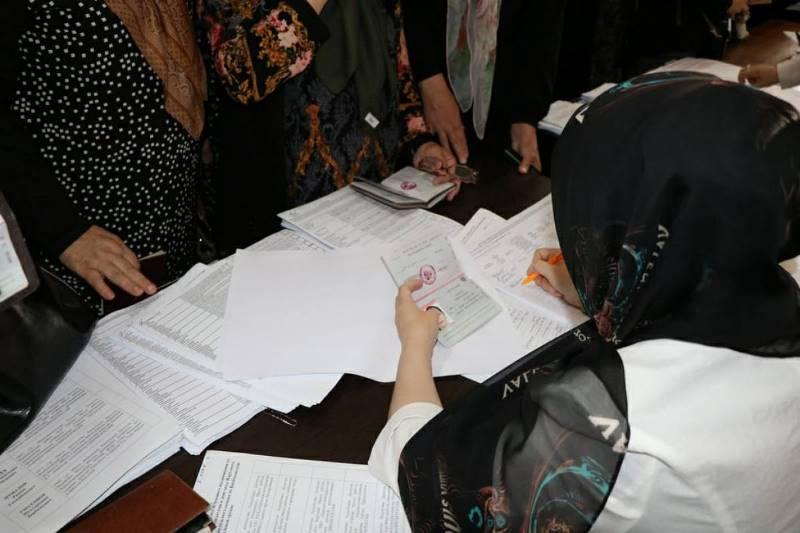 В Дагестане к 15:00 в предварительном голосовании ЕР приняли участие более 230 тыс. человек