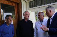 Абдулпатах Амирханов поручил завершить строительство больницы в селе Усухчай