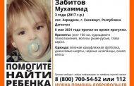 Более ста человек подключились к поискам пропавшего в Хасавюрте ребенка