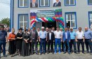 Нюсрет Омаров посетил Новолакский район