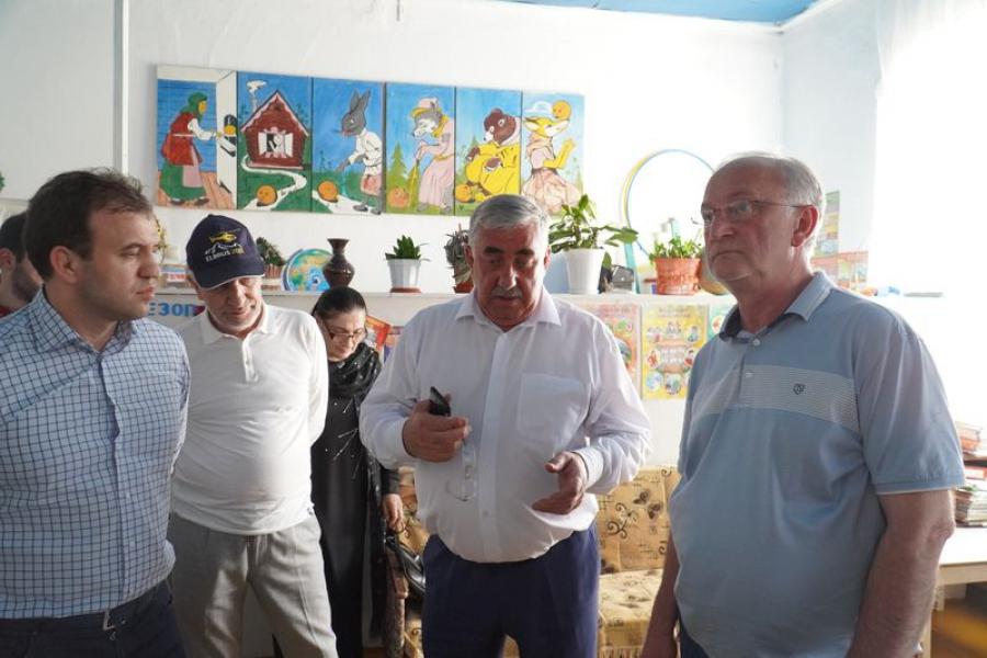 В Гунибе планируется построить новый детский сад