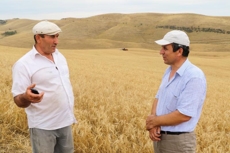 Фермер Али Алиев – один из лучших среди 53 КФХ  Кайтагского района