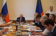 В правительстве Дагестана обсудили профилактику преступлений в сфере семейно-бытовых отношений