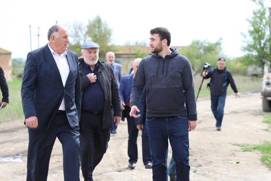 Абдулмуслим Абдулмуслимов изучил потенциал птицеводства Дагестана
