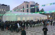Сергей Меликов организовал ифтар в «Шатре Рамадана» у джума-мечети Махачкалы