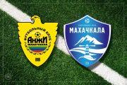 «Анжи» в меньшинстве ушел от поражения в матче с «Махачкалой»