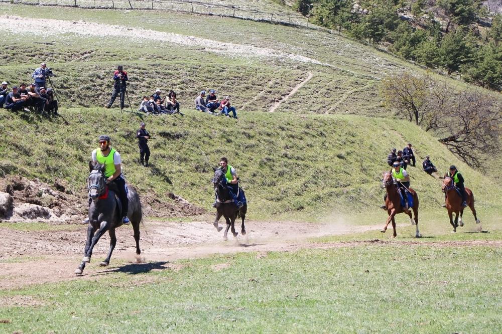 В Гумбетовском районе прошел Республиканский конный фестиваль «Всадники Кавказа»