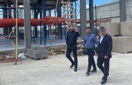 Первый вице-премьер Нюсрет Омаров ознакомился с деятельностью ООО «Юнион»