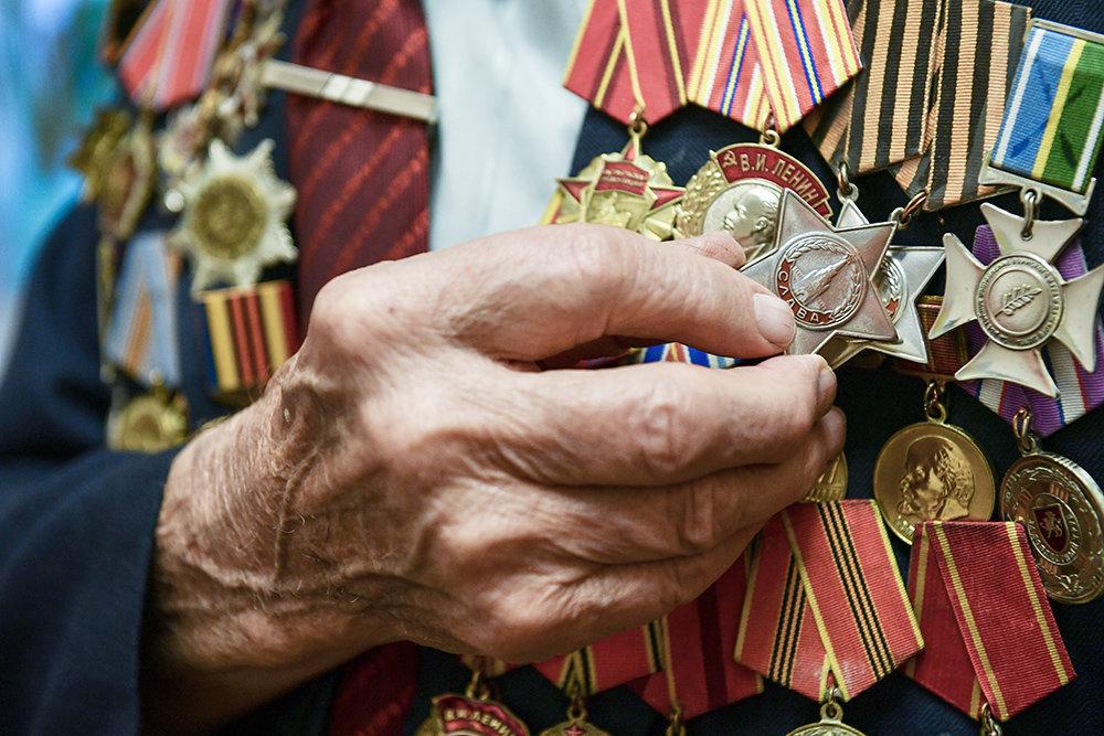 По поручению Сергея Меликова в 10 раз будут увеличены пособия для ветеранов