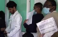 В Махачкале 20 студентов-иностранцев сделали прививку от коронавируса