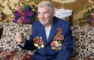 96-летний ветеран Юрий Сытов рассказал о войне