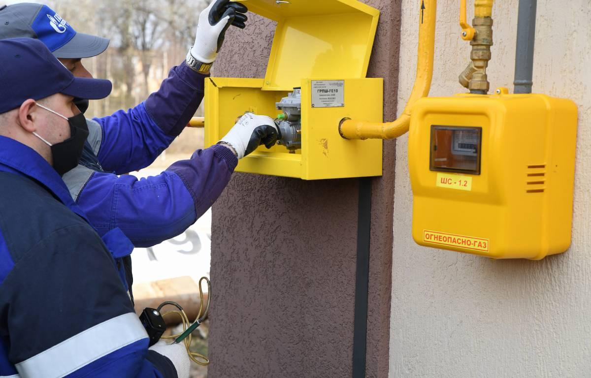 «Единая Россия» внесет законопроект о бесплатном подключении людей к газу