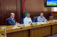 Нюсрет Омаров рассказал участникам программы по подготовке управленческих кадров об инвестиционной политике Дагестана