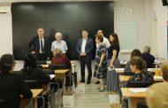 Вице-премьер Мурад Казиев проверил уровень подготовки к проведению госэкзаменов