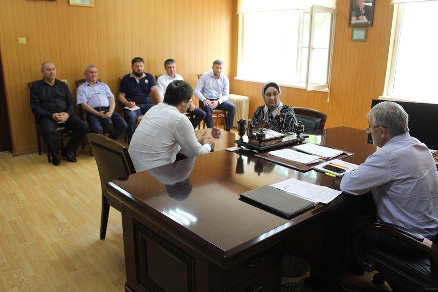 В двух селах Унцукульского района введены ограничения из-за роста заболеваемости коронавирусом