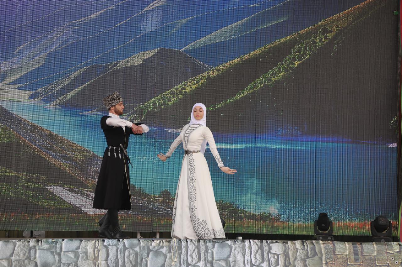 В Дагестане стартовал фестиваль «Обряды и традиции России»