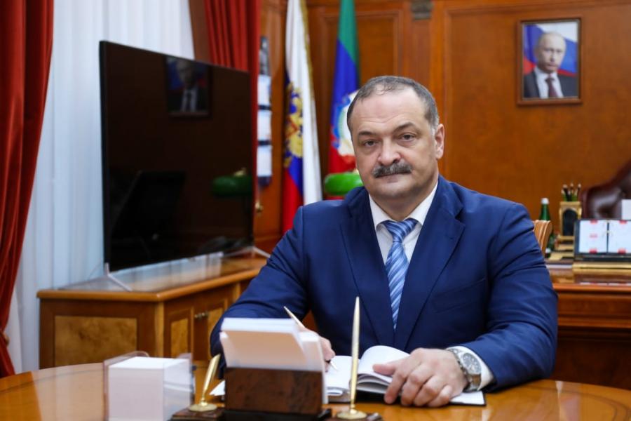 Сергей Меликов обратился к дагестанцам с призывом сделать прививку от COVID-19