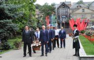 День памяти и скорби отметили в Махачкале