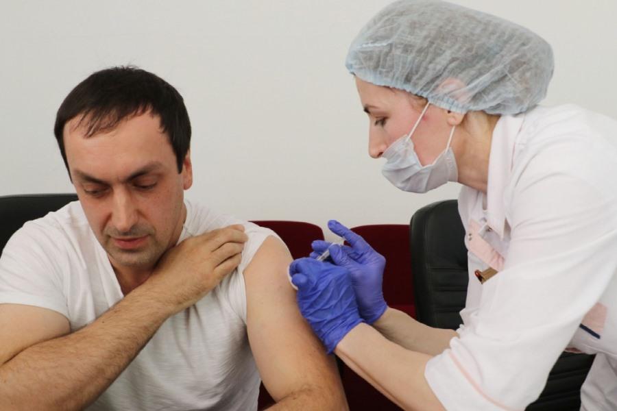 Диляра Мусаева: Обязательную вакцинацию в Дагестане должны были начать в феврале-марте этого года