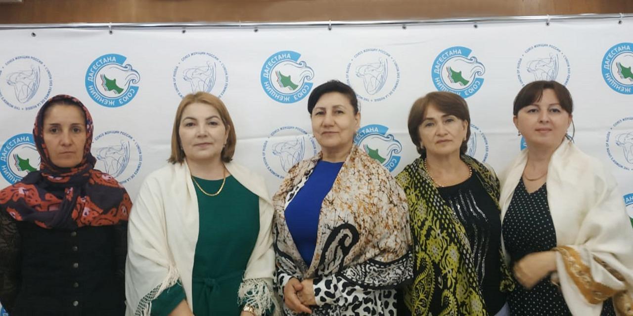 Делегация из Кайтагского района приняла участие в форуме «Наша сила - в единстве, наше богатство - в многообразии»