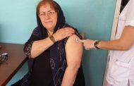 Работники госорганизаций Кайтагского района вакцинируются от коронавируса