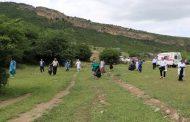 Всемирный день окружающей среды в Кайтагском районе отметили массовым субботником