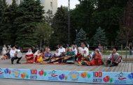 Кайтагский район принял участие в фестивале «Праздник выходного дня» в Махачкале