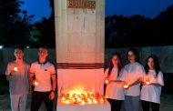 Кайтагский район поддержал Всероссийскую акцию «Свеча памяти»