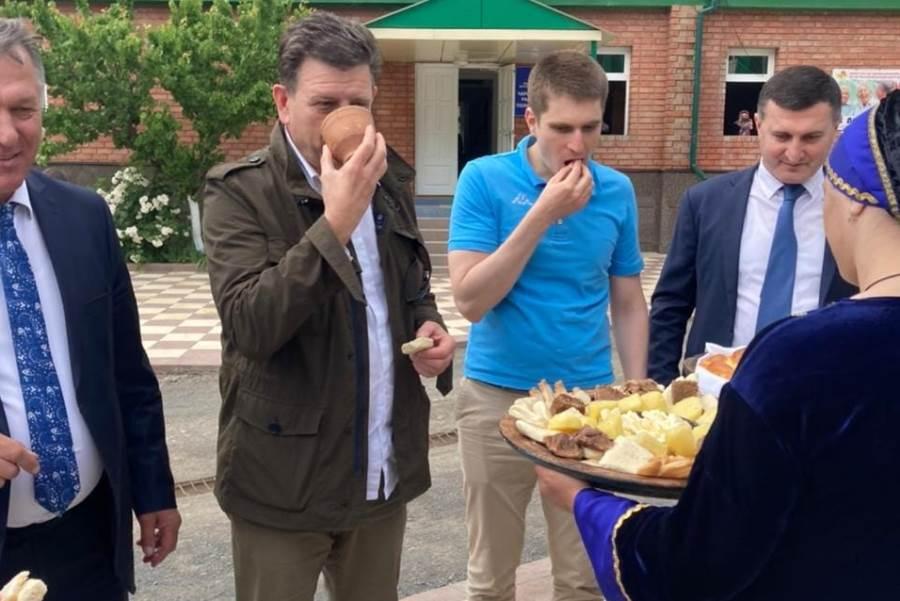 В Чародинском районе реализуется федеральная программа «Мужское здоровье»