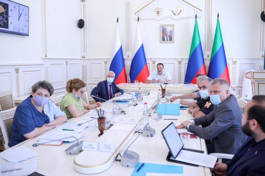 Сергей Меликов поддержал инициативу по созданию в Дагестане учреждений для реабилитации осужденных за наркопреступления