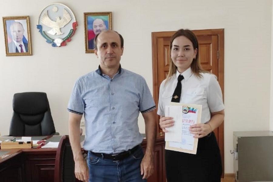 Медработников Кайтагского района отметили наградами