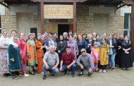 В Кайтагском районе побывала делегация работников культуры из Хасавюрта