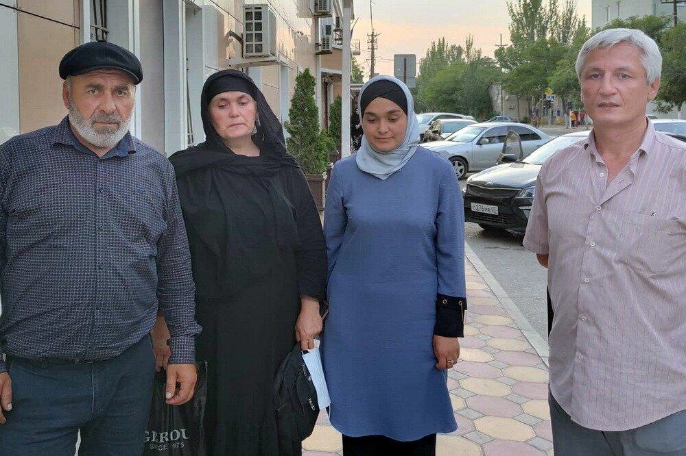 Суд признал незаконным отказ в возбуждении дела в отношении главы Шамильского РОВД