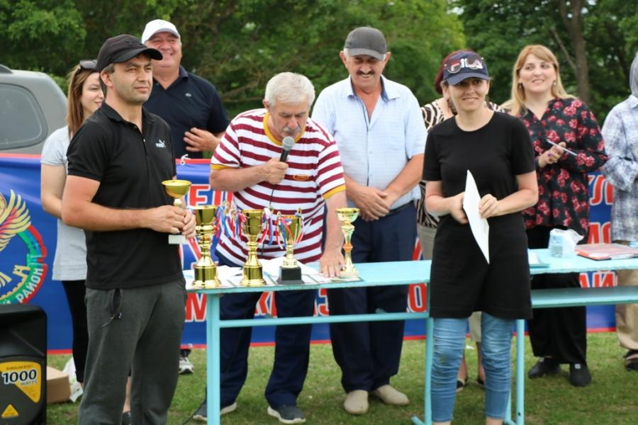 Объявлены победители туристско-краеведческого фестиваля в Казбековском районе