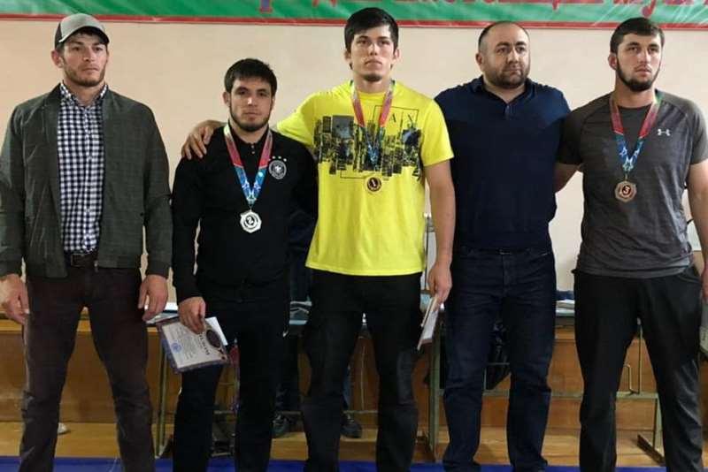 Межрайонный турнир по вольной борьбе прошел в Кулинском районе