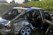 В Каякентском районе в столкновении «Лады» и «Волги» погиб один из водителей