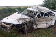 В лобовом столкновении «приоры» и «газели» погибли два человека