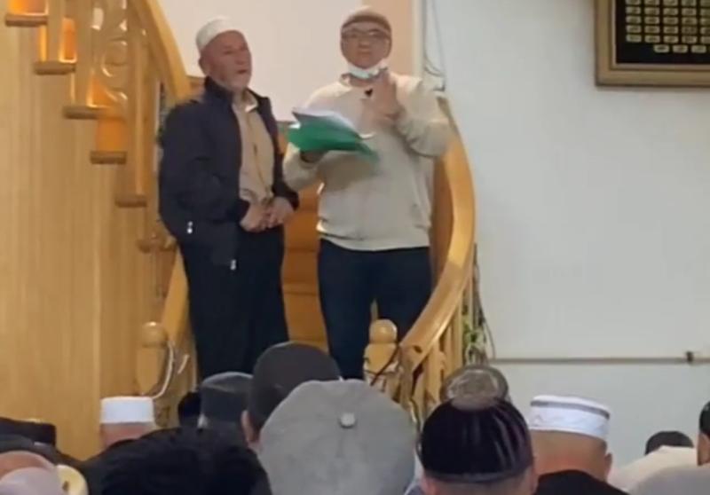 Хирург прочитал лекцию о важности вакцинации от COVID-19 в мечети селения Леваши